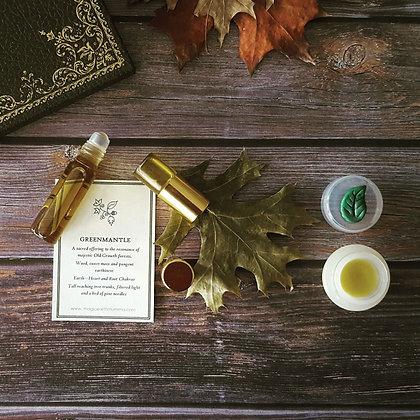 Greenmantle Organic Perfume