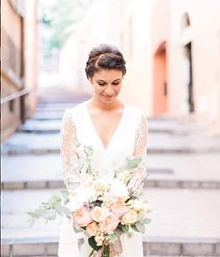 Photo mariage fleuriste avis - laurence lacheré