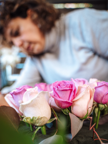 Décoration florale  - Laurence Lacheré fleuriste antibes