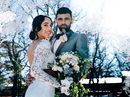 Mariage-Hiver-Fleuriste Laurence Lacheré