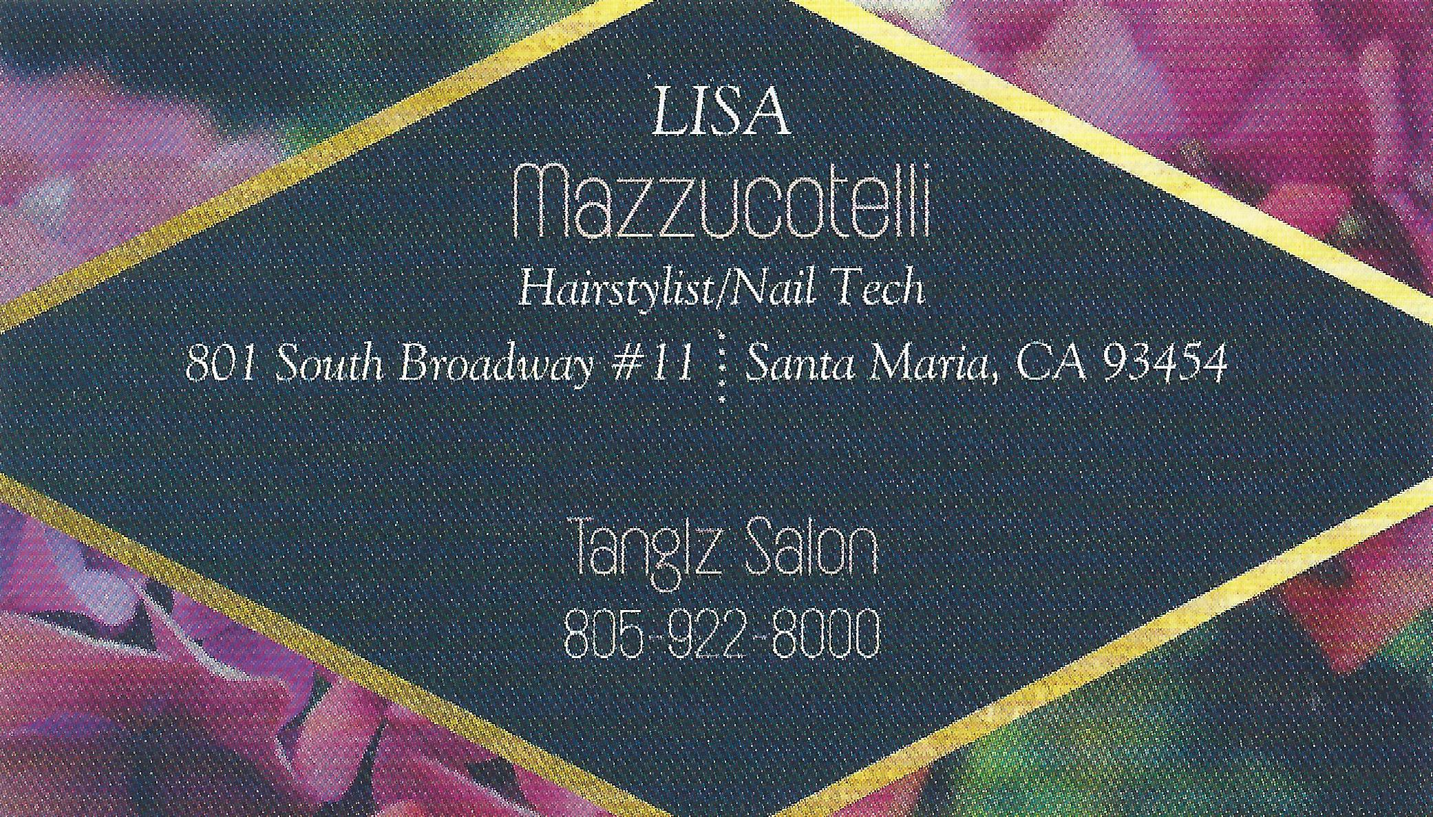 Lisa Mazzucotelli