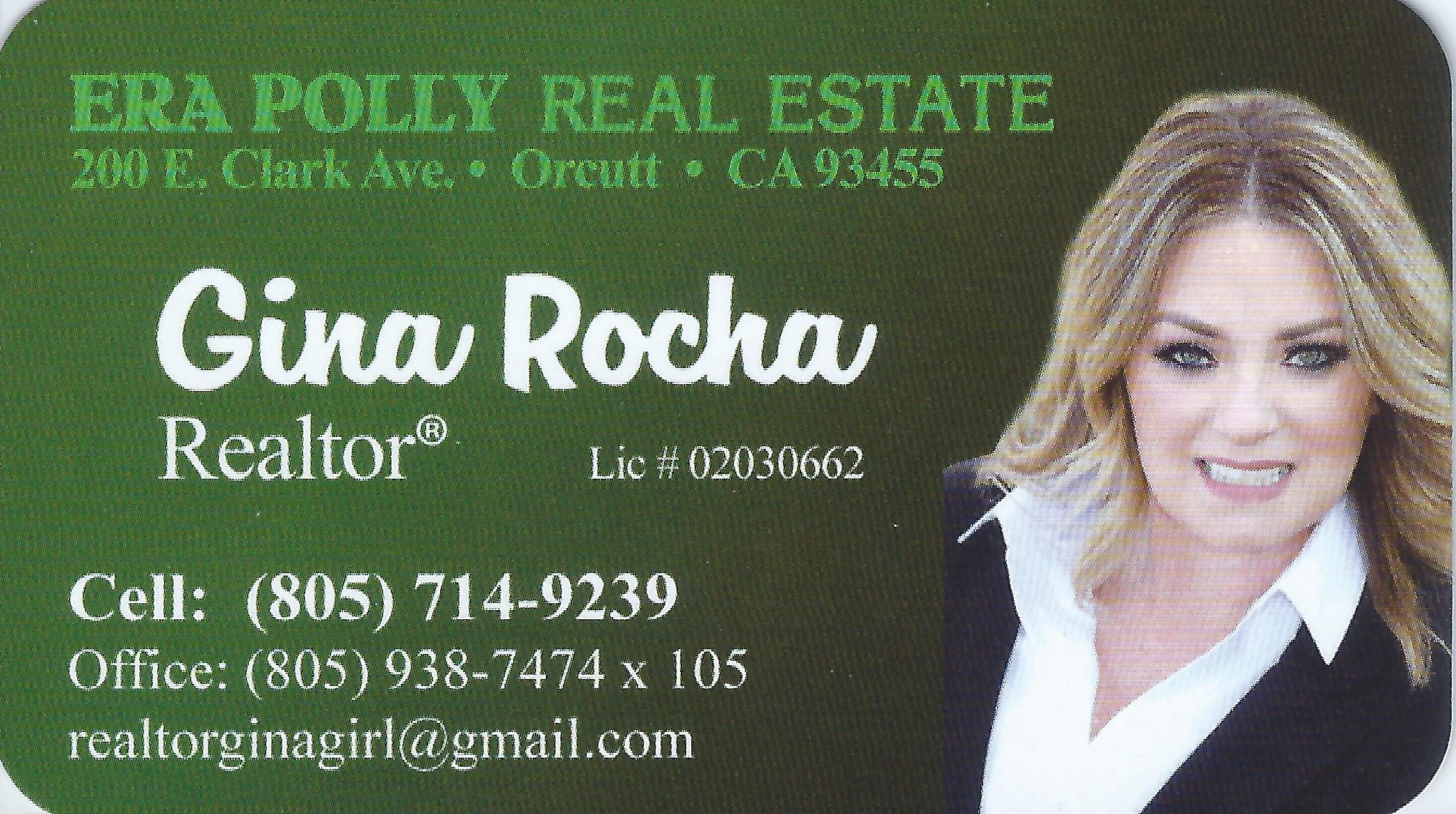 Gina Rocha