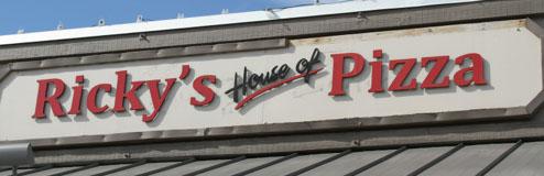 Ricky's House of Pizza