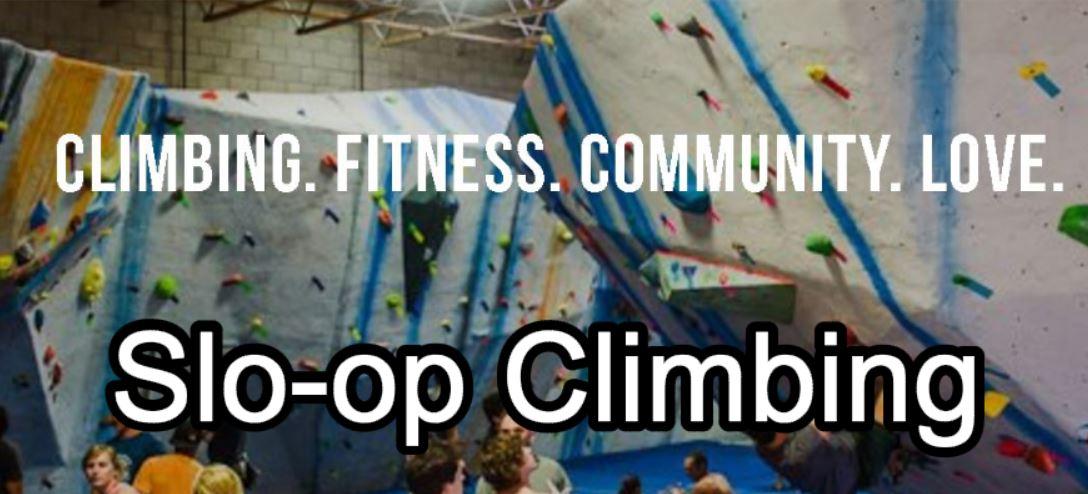 SLO OP Climbing