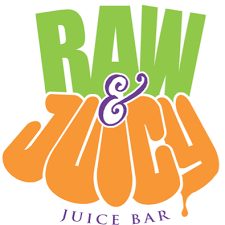 raw and juicy
