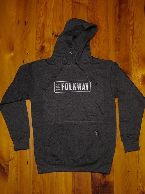 Charcoal Heather The Folkway Hoodie