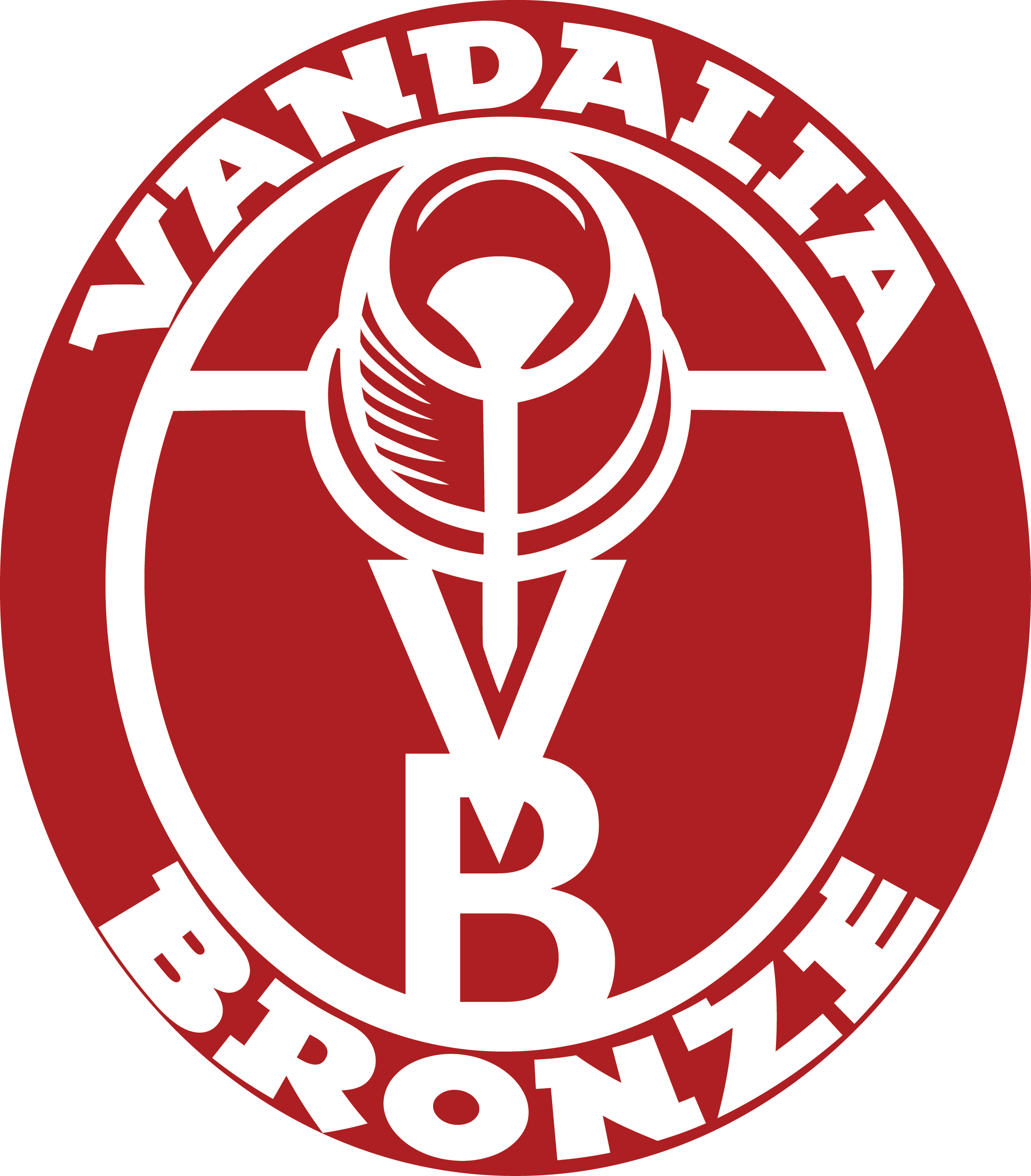 Vandalia Bronze Logo 2017 OVAL