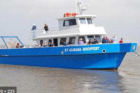 Marine Science Camp - Dauphin Island, Alabama