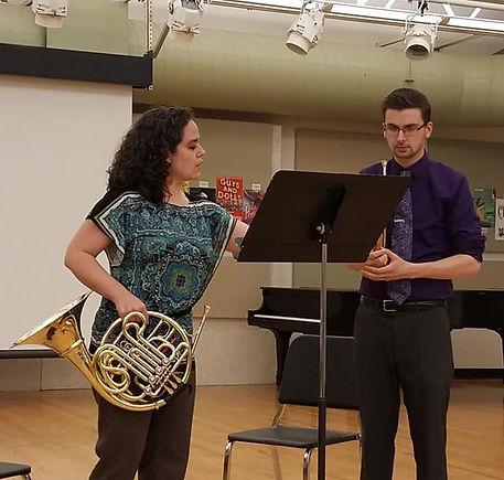 horn master class