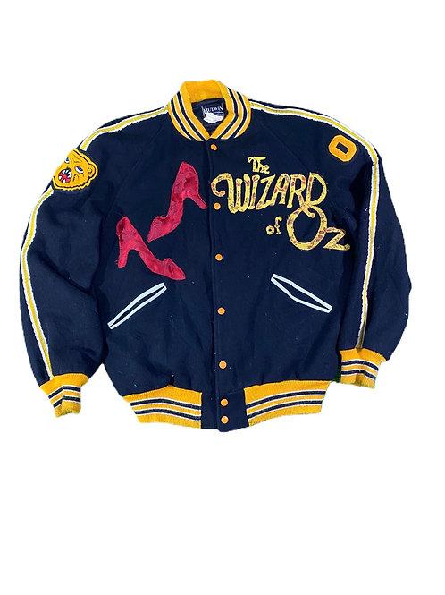 Wizard of Oz Varsity Jacket
