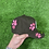Thumbnail: Brown Pink panther fitted cap