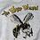 Thumbnail: Wasp woman embroidered crewneck