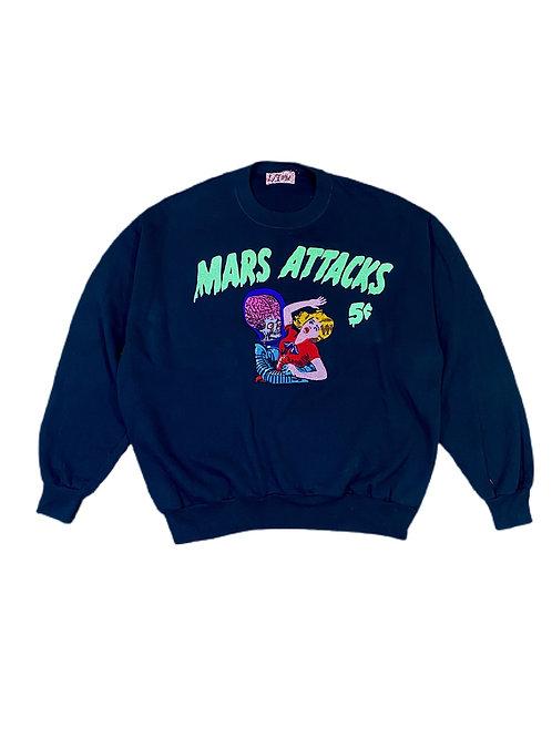 Mars Attacks Bubblegum Crewneck
