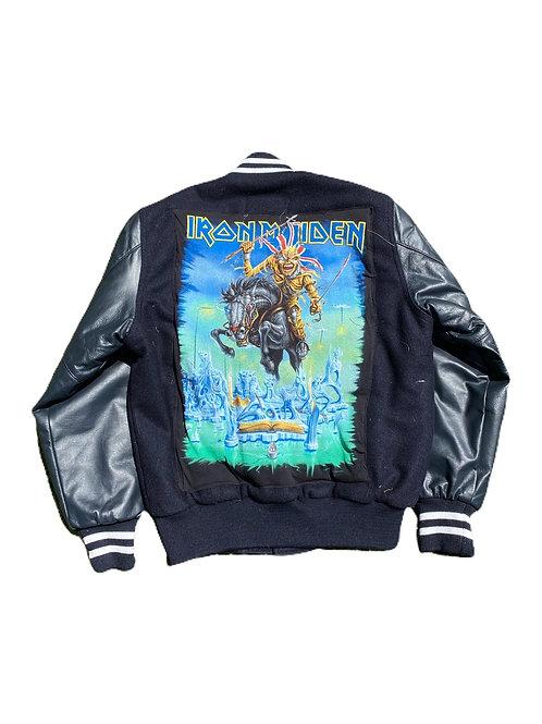Iron Maiden Varsity Jacket