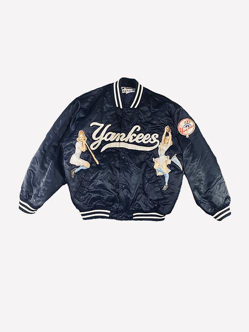 New York Yankees Pin Up girl Jacket