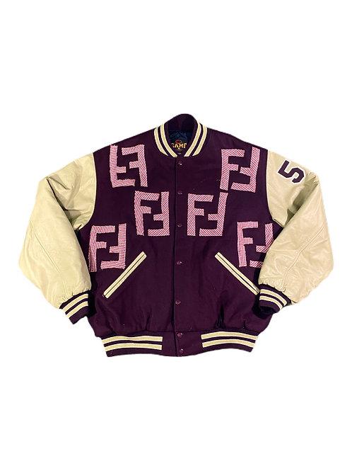 FF varsity jacket