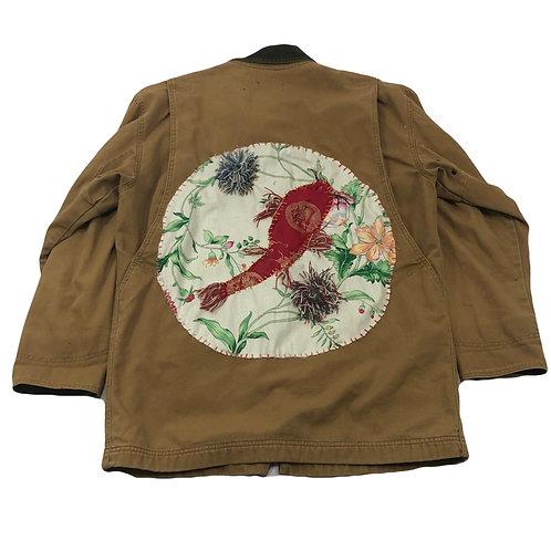 Koi Pond Worker's Jacket