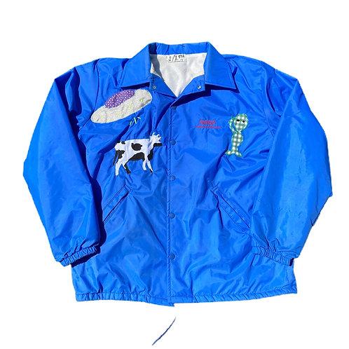 Nasa UFO coach jacket