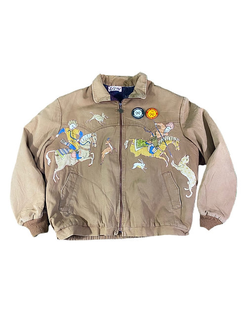 Tiger Hunt western workwear jacket