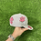 Thumbnail: Gray Pink panther fitted cap