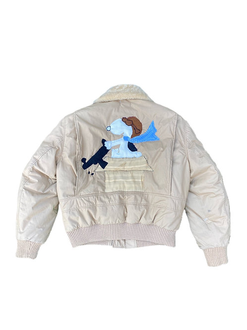 Snoopy Flight Jacket