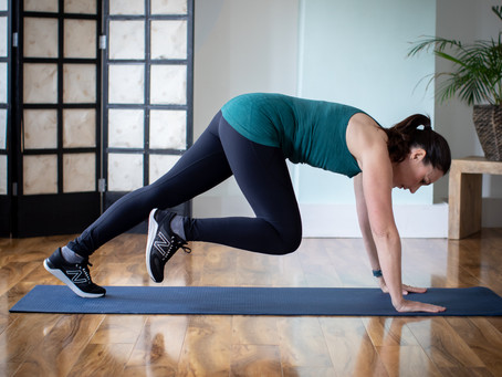 5 strengthening exercises you can do at home