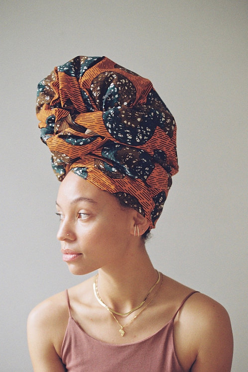 Handmade headwrap
