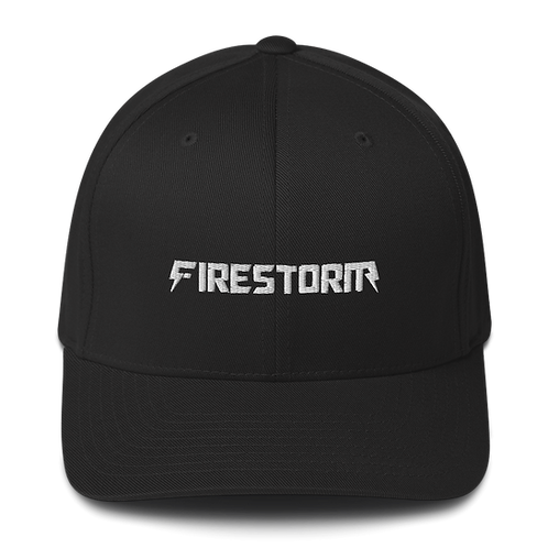 Firestorm Freerunning Basics Flexfit Logo Cap