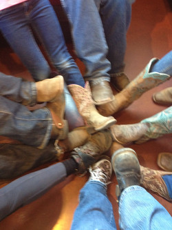 Boots are life