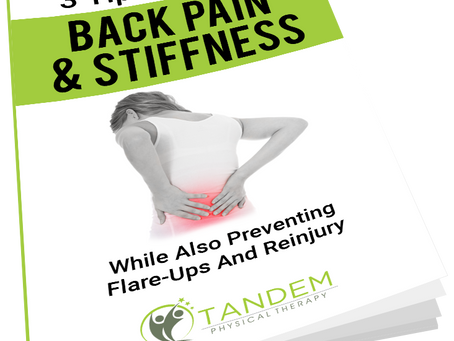 5 Critical Mistakes People Make When Trying To End Back Pain