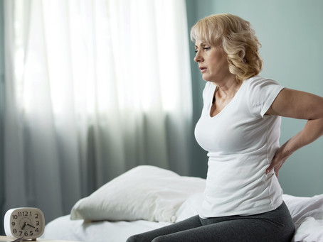 The PAIN DRAIN...Can Having Pain Affect Your Energy?