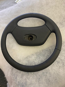 Recovered Steering Wheel_After Smart Systems Solutions