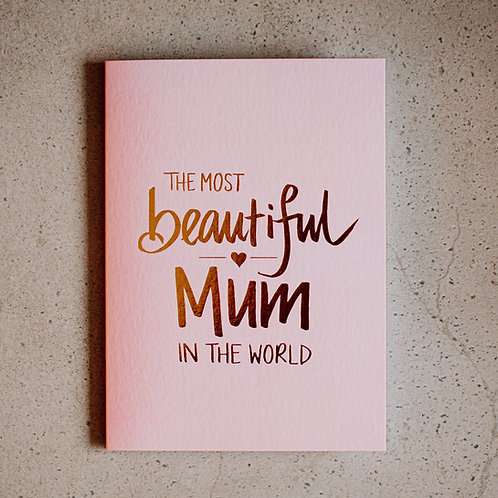 Cards For Mum