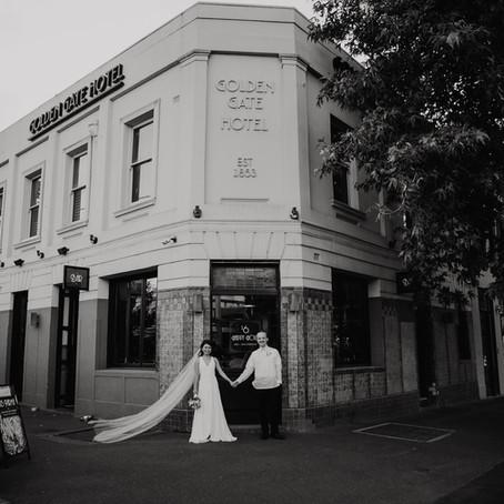 Kaira & Rian's Wedding- The Market Hotel, South Melbourne