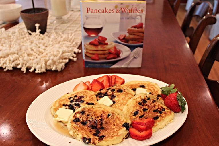Patriotic Pancakes!