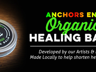 Benefits of Organic Healing Balm