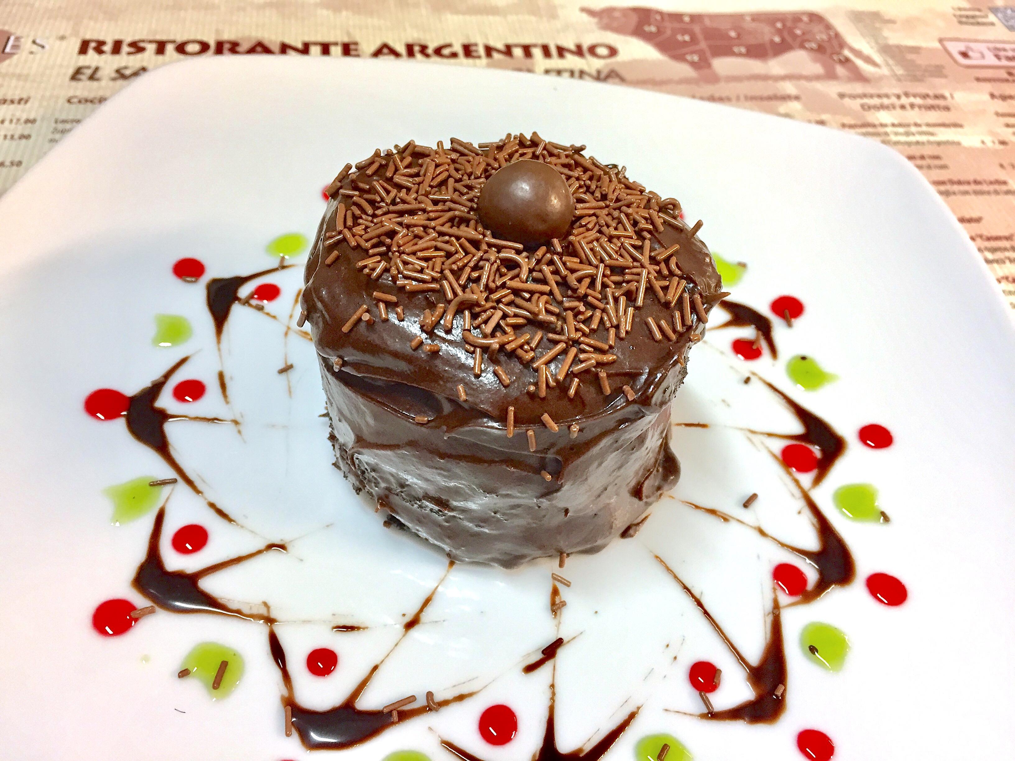 Mini Torta Choco