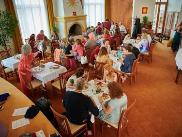 Akášické vhledy - občerstvení