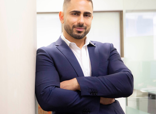Meet Our Principals - Mohammad Najjar
