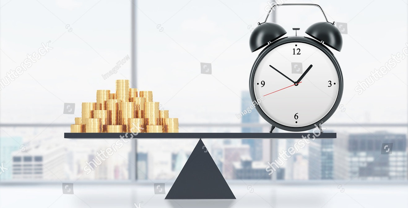 stock-photo-a-balance-between-time-and-m