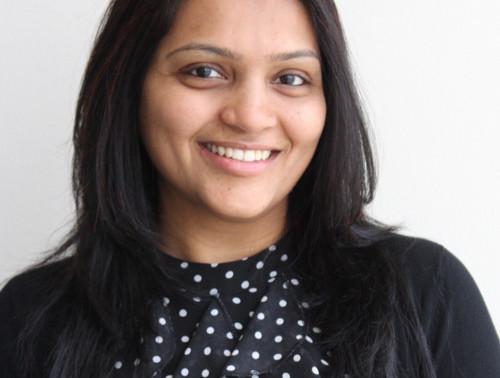 Meet Our Management - Hiteshi Dekhtawala
