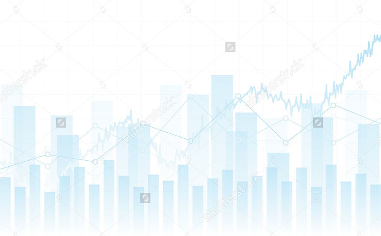 stock-vector-abstract-financial-chart-wi