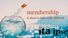 ITA Membership is about to get even better.