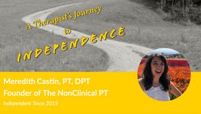 Meet Meredith Castin, PT, DPT