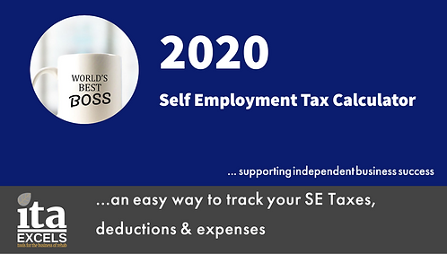 Self Employment Tax Calculator