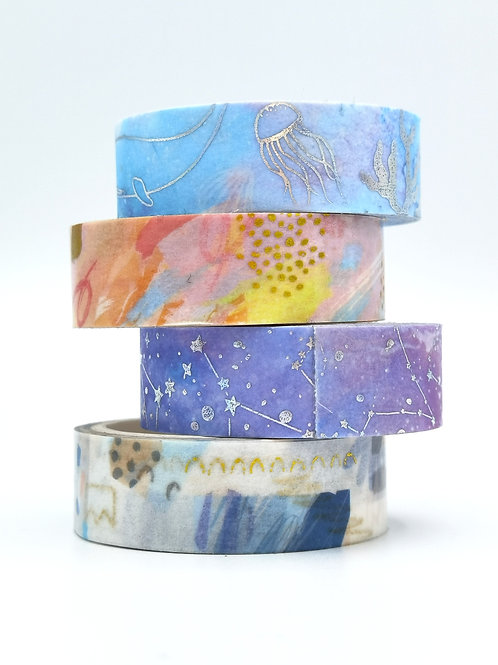 Washi Tapes Bentoto House