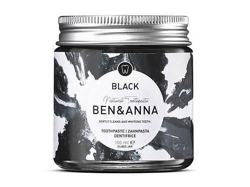 Ben & Anna Zahnpasta Black