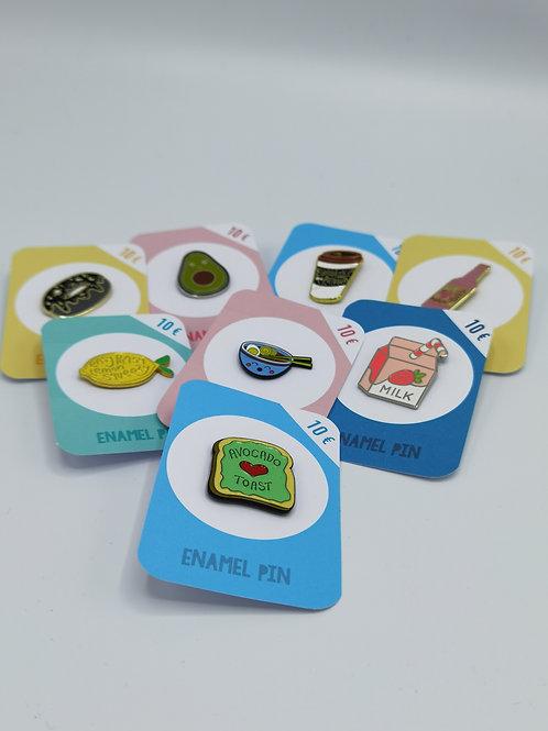 Foodie Pins