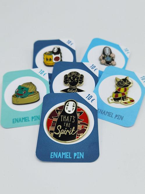 Merchandise Pins
