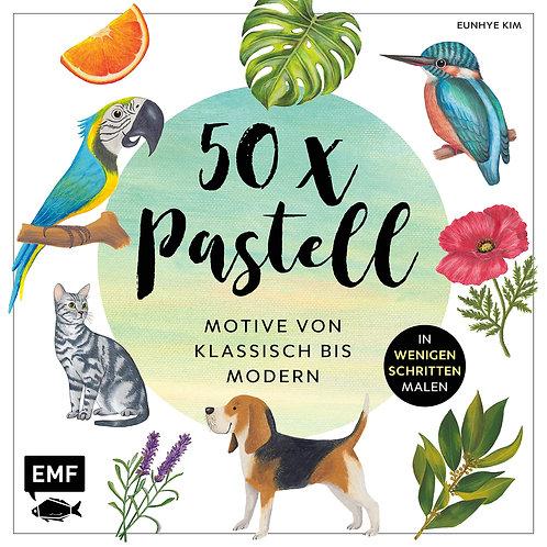 50x Pastell